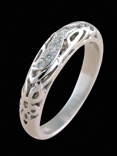 Peter Shakes Jeweller Collections Celtic Wedding And Eternity