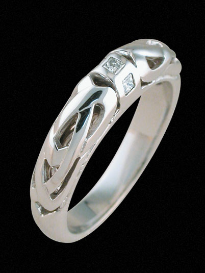 7cea910f8 Peter Shakes Jeweller | Collections | Celtic Engagement | S1455p ...