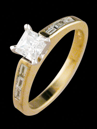 Peter Shakes Jeweller Collections Diamond Engagement